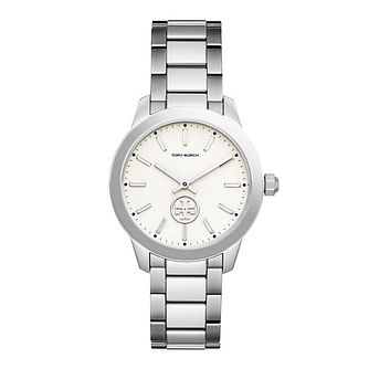 Tory Burch Collins Ladies' Stainless Steel Bracelet Watch - Product number 9432868