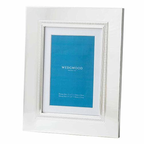 Wedgwood Simply Wish 5x7 Photo Frame - Product number 9435700