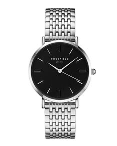 Rosefield Ladies' Silver Stainless Steel Bracelet Watch - Product number 9436235