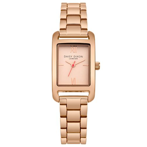 Daisy Dixon Nadine Ladies' Rose Gold Plated Bracelet Watch - Product number 9444866