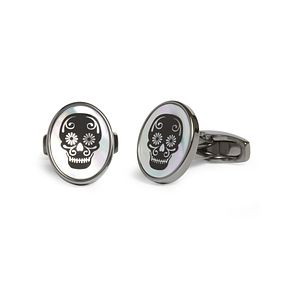 Simon Carter Skull Men's Stainless Steel Cufflinks - Product number 9445099