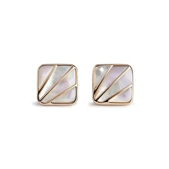 Simon Carter Fan Men's Rose Gold Plated Cufflinks - Product number 9445102