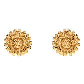 Olivia Burton Daisy Ladies' Gold Plated Stud Earrings - Product number 9457178