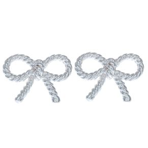 Olivia Burton Vintage Bow Silver Earrings - Product number 9457224