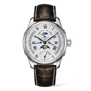 Longines Master Collection Men's Chronograph Moonphase Watch - Product number 9528784