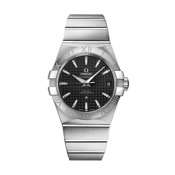 Omega Constellation Omega men's bracelet watch - Product number 9552030