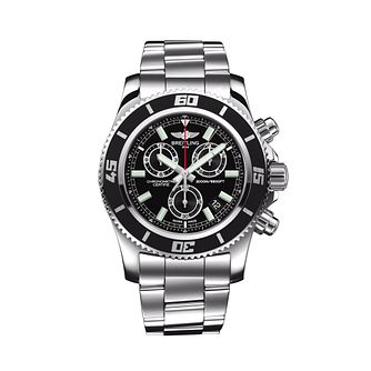 Breitling Superocean Chronograph men's bracelet watch - Product number 9562966