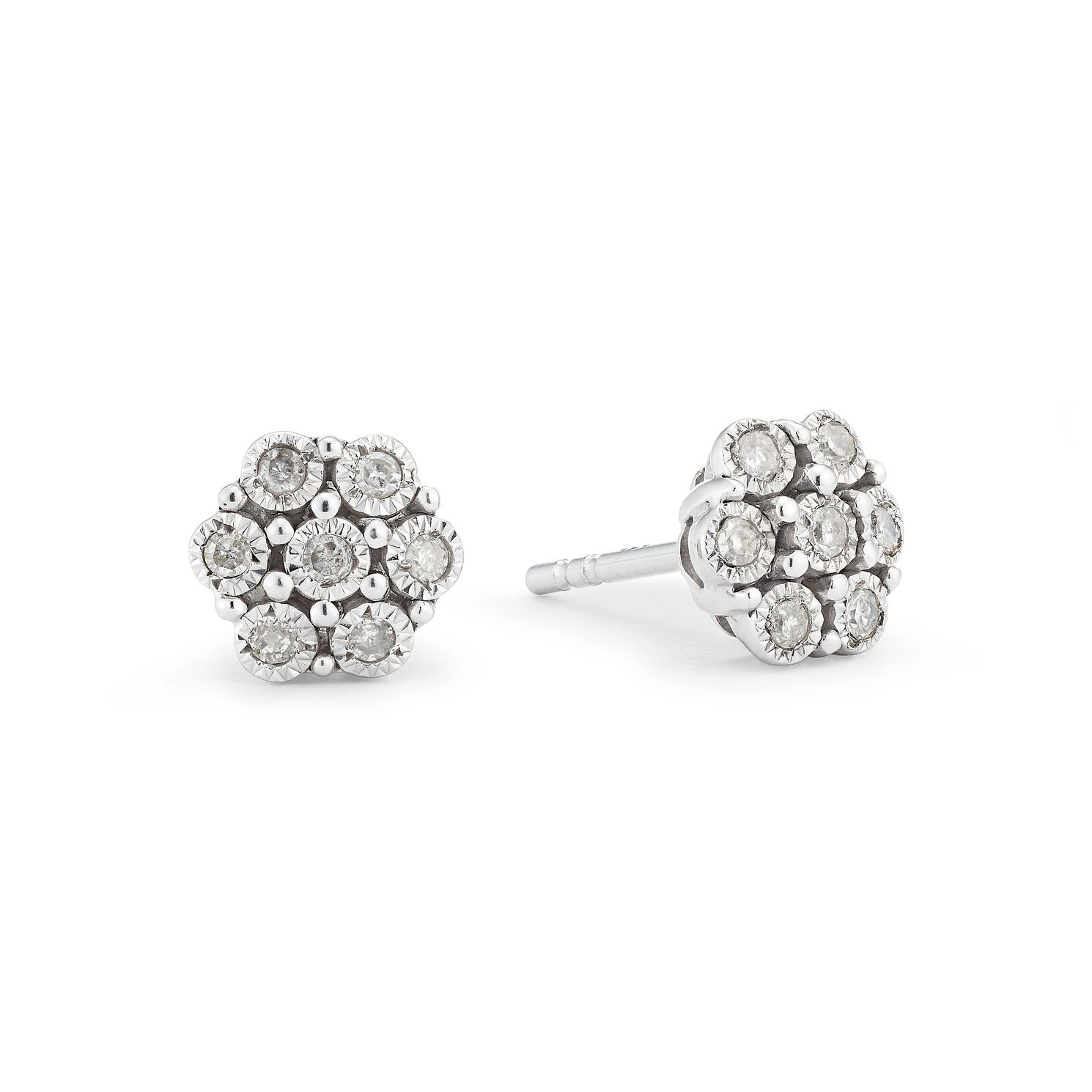 stud carats diamond earstuds earrings studs from madison cut total princess