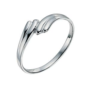 Sterling Silver Wing Ring Size L - Product number 9598561