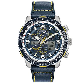 Citizen Men's E-drive Blue Angels Skyhawk A.T Strap Watch - Product number 9602747
