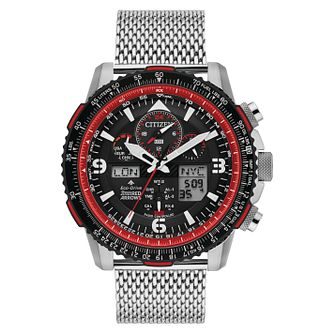 Citizen Red Arrows Promaster Skyhawk Men's Bracelet Watch - Product number 9602755