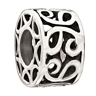 Chamilia silver Affinity bead - Product number 9616764
