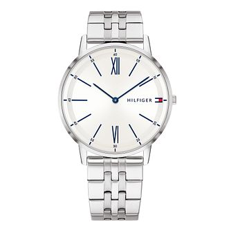 Tommy Hilfiger Stainless Steel Silver Bracelet Watch - Product number 9650075
