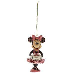 Disney Traditions Minnie Nutcracker Hanging Ornament - Product number 9658483