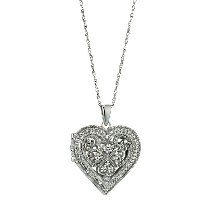 m tiffany heart gold in pendant locket small ed co g jewelry pendants necklaces lockets chain