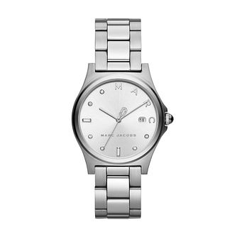 Marc Jacobs Ladies' Stainless Steel Henry Bracelet Watch - Product number 9662987