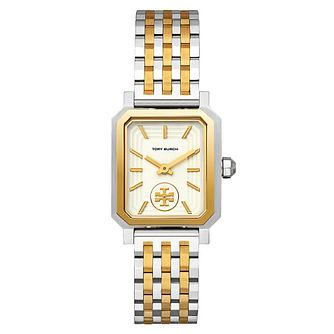 Tory Burch Robinson Ladies' Two-Tone Mesh Bracelet Watch - Product number 9663037