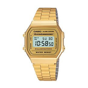 Casio Men's Stainless Steel Digital Watch - Product number 9690689