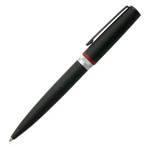 Hugo Boss Black and Red Gear Ballpoint Pen - Product number 9692169