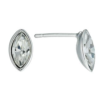 Radiance With Clear Swarovski Crystal Marquise Stud Earrings - Product number 9725377