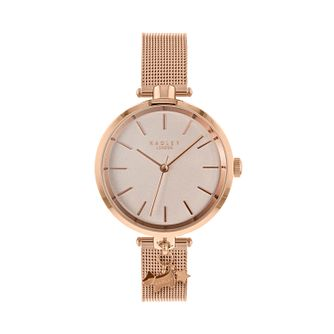 Radley Ladies' Rose Gold Tone Watch - Product number 9734252