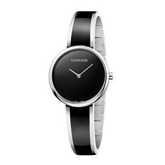 Calvin Klein Seduce Ladies' Stainless Steel Bangle Watch - Product number 9743863
