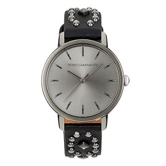 Rebecca Minkoff BFFL Ladies' Multi Studded Leather Watch - Product number 9744894