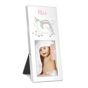 Personalised Baby Unicorn 2x3 Photo Frame - Product number 9746390
