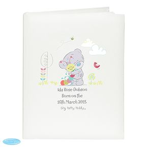 Personalised Tiny Tatty Teddy Cuddle Bug Album with Sleeves - Product number 9746439