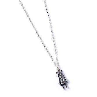 Harry Potter Sterling Silver Dobby The House Elf Necklace - Product number 9781250