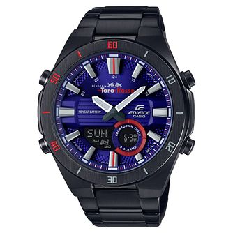 Casio Edifice Men's Toro Rosso Steel Bracelet Watch - Product number 9790098