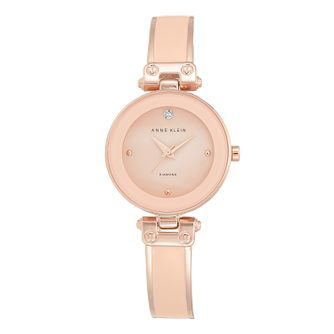 Anne Klein Ladies' Rose Gold Tone Watch - Product number 9790721