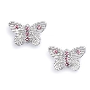 Olivia Burton Bejewelled Butterfly Stud Earrings - Product number 9791302
