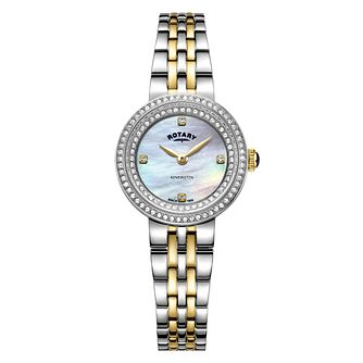 Rotary Kensington Ladies' Two-Tone Bracelet Watch - Product number 9793674