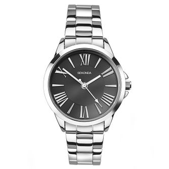 Sekonda Editions Ladies' Stainless Steel Bracelet Watch - Product number 9795243