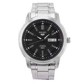 Seiko Sports 5 Men's Stainless Steel Bracelet Watch - Product number 9795413