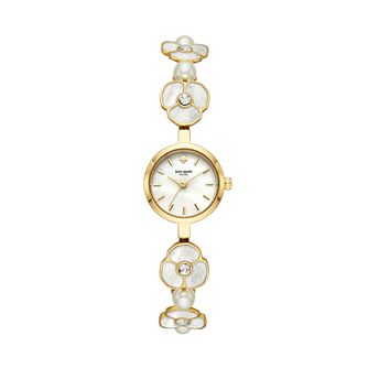 Kate Spade Metro Ladies' Mother of Pearl Bracelet Watch - Product number 9796274