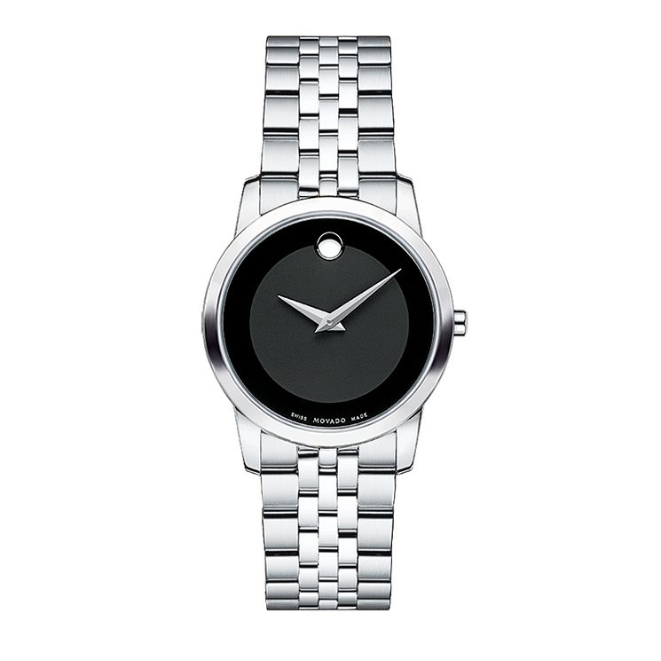 Movado Museum ladies' stainless steel bracelet watch - Product number 9798145