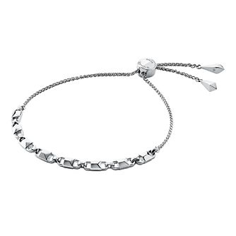 Michael Kors Sterling Silver Mercer Link Bracelet - Product number 9801014