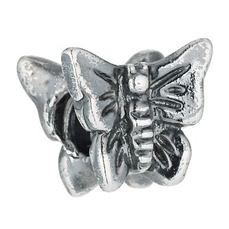 Charmed Memories Sterling Silver Butterfly Bead - Product number 9802479