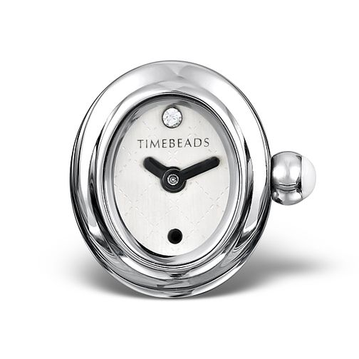 Charmed Memories Stainless Steel Timebead - Product number 9805958