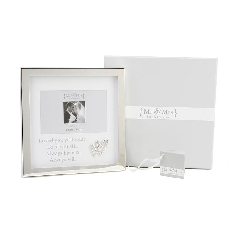Special Memories Love You Photo Frame - Product number 9807748