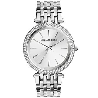 Michael Kors Ladies' Stainless Steel Bracelet Watch - Product number 9901280