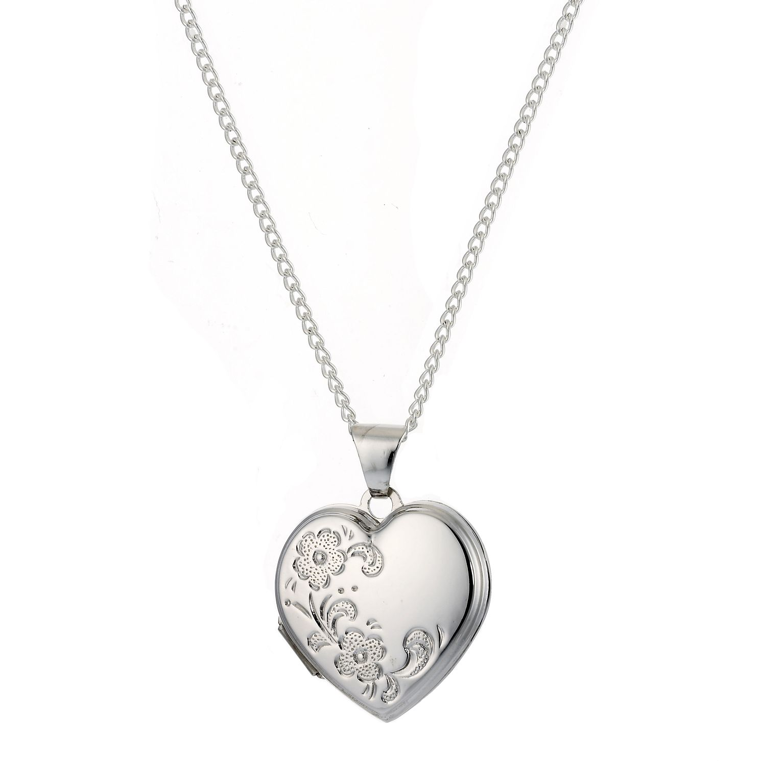 locket lockets context pendant zirconia beaverbrooks large silver cubic p oval