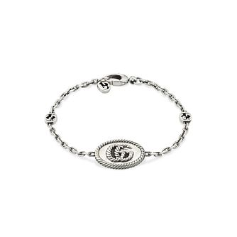 Gucci Double G Marmont Ladies' Silver Bracelet - Product number 1002457