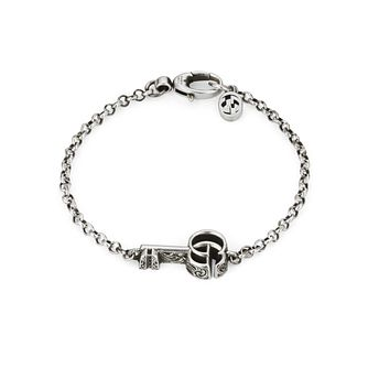 Gucci Key Marmont Ladies' Silver Bracelet - Product number 1002465