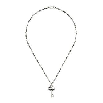 Gucci GG Marmont Silver Key Pendant - Product number 1002511