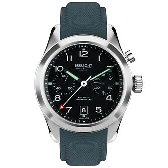 Bremont Arrow Men's Blue Strap Watch - Product number 1003119