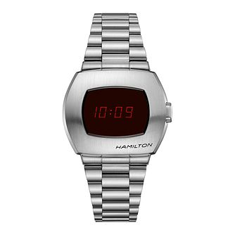 Hamilton American Classic PSR Digital Quartz Bracelet Watch - Product number 1007084