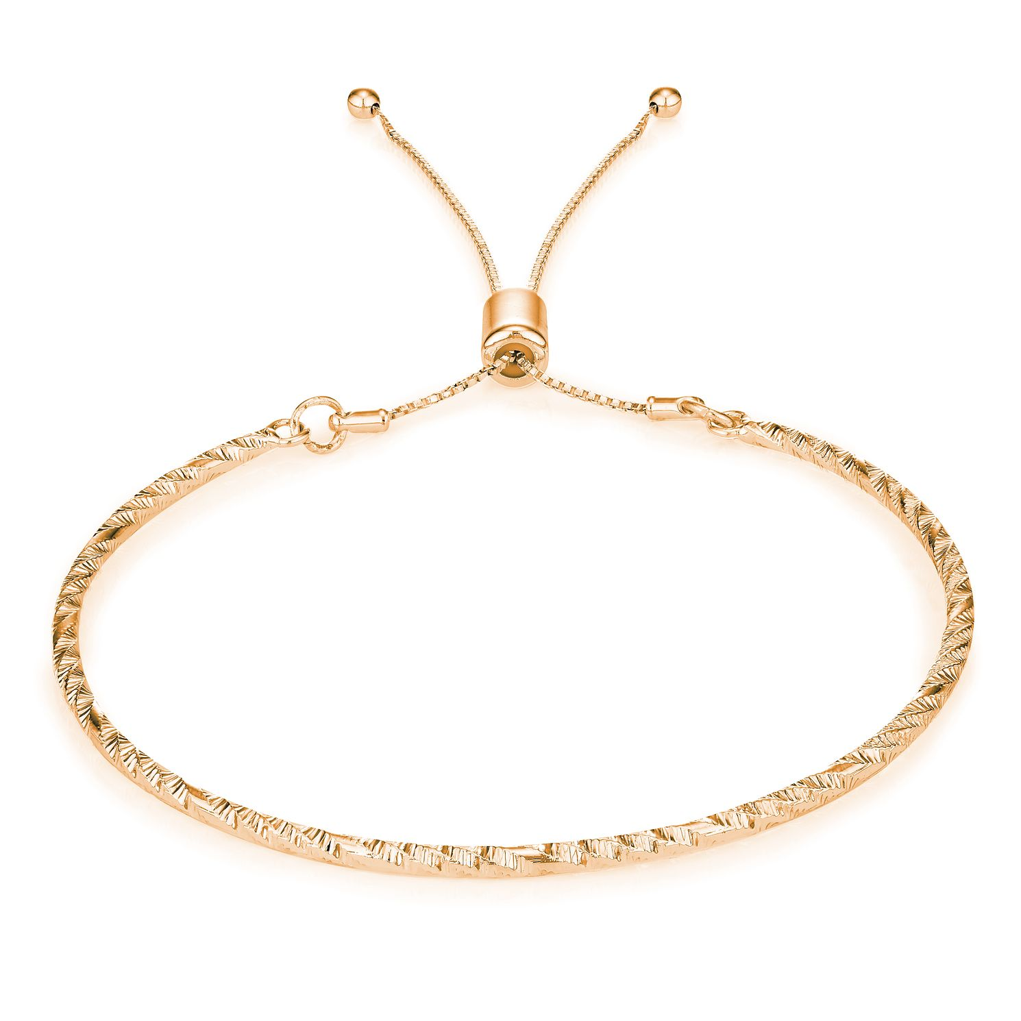 Buckley London Rose Gold Tone Ridley Bracelet - Product number 1012053